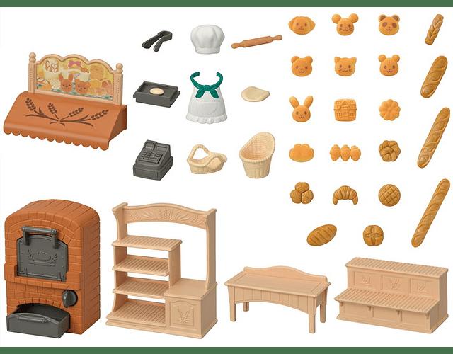 Set de panadería