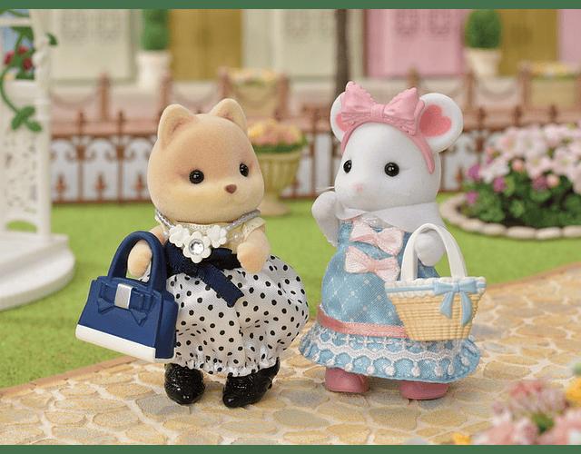 El maletín de moda de Stephanie