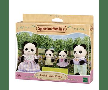 Familia Panda Pookie