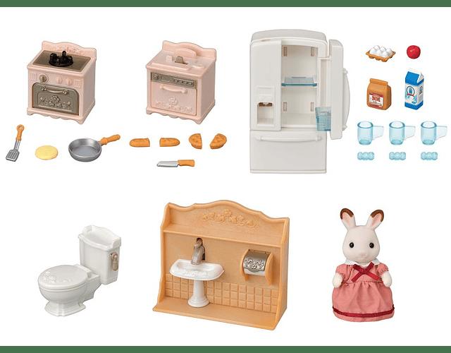 Set accesorios para la casa (Madre)