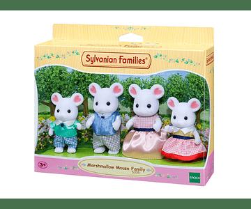 Familia Ratón Marshmallow
