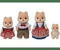 Familia Perro Caramelo