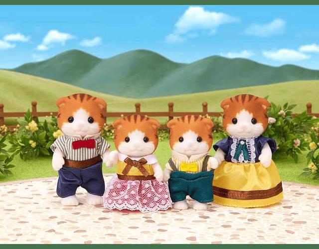 Familia Gato Maple