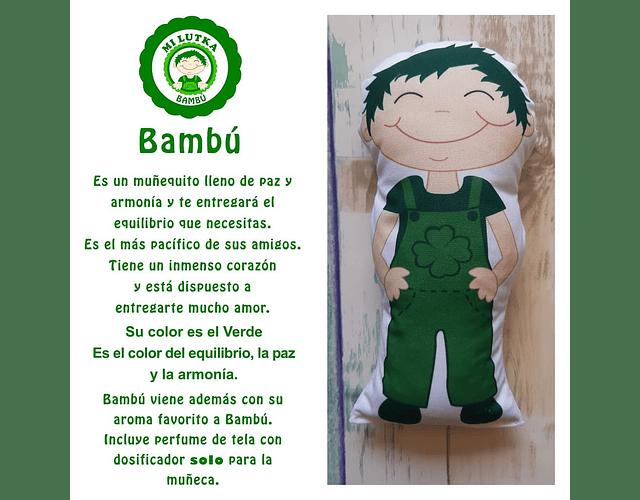 Guatero Cromoterapia - Bambú