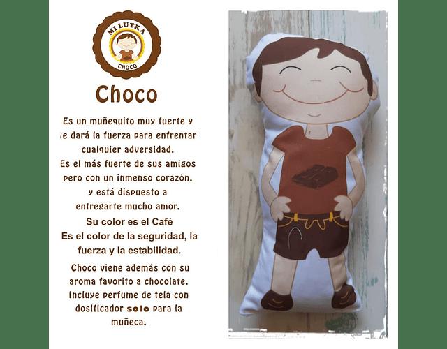 Guatero Cromoterapia - Choco