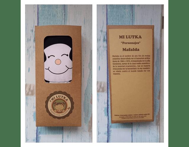 Guatero Personajes - Mafalda