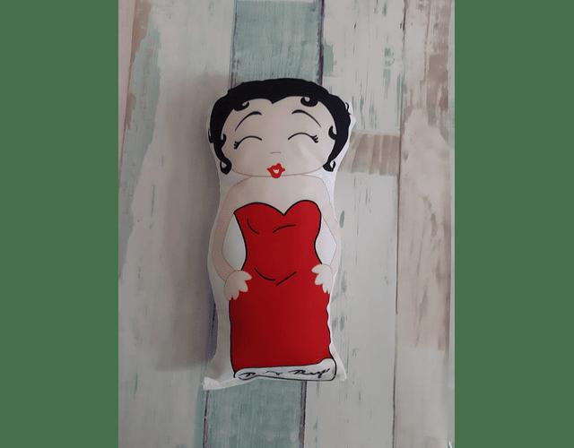 Guatero Personajes - Betty