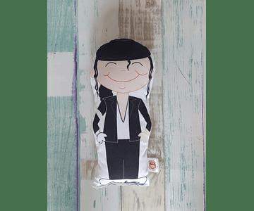 Guatero Personajes - Michael Jackson