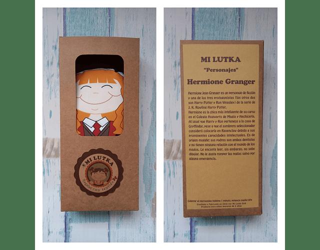 Guatero Personajes - Hermione de Harry Potter
