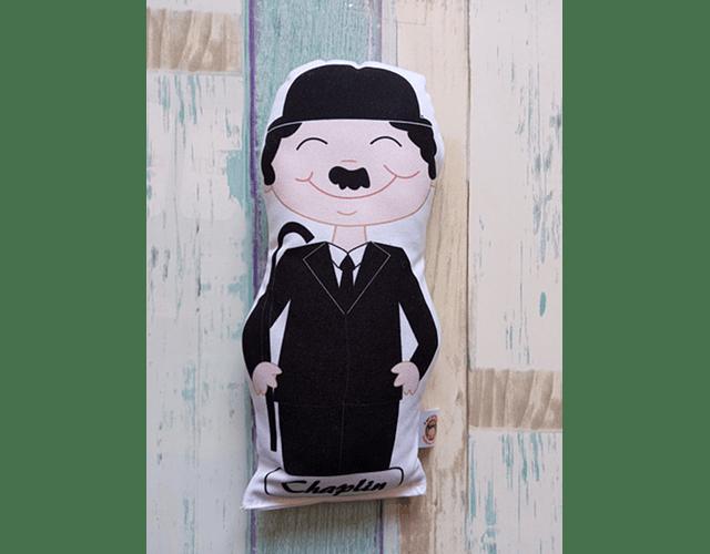 Guatero Personajes - Chaplin