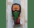 Guatero Personajes - Bob Marley