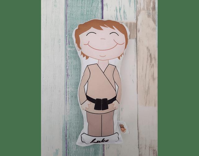 Guatero Personajes - Luke Skywalker de Star Wars