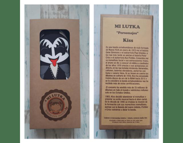 Guatero Personajes - Kiss