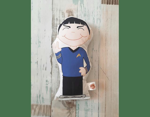 Guatero Personajes - Spock