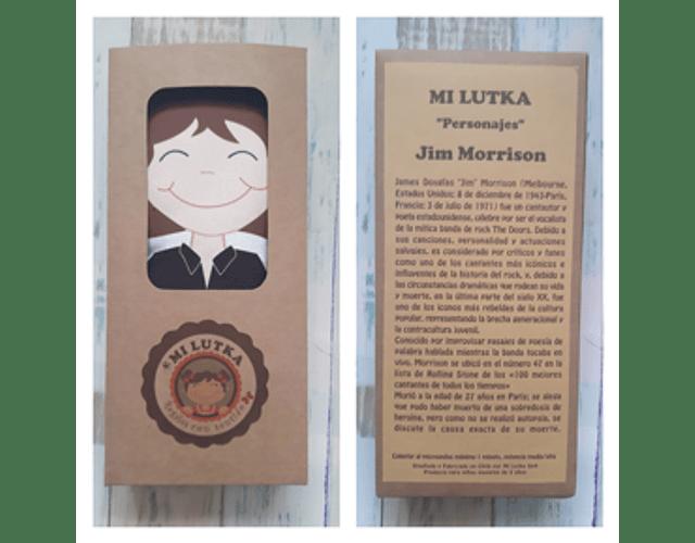 Guatero Personajes - Jim Morrison
