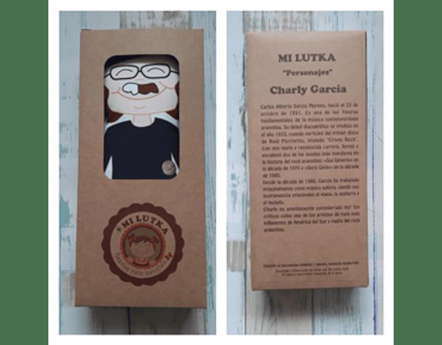 Guatero Personajes - Charly García