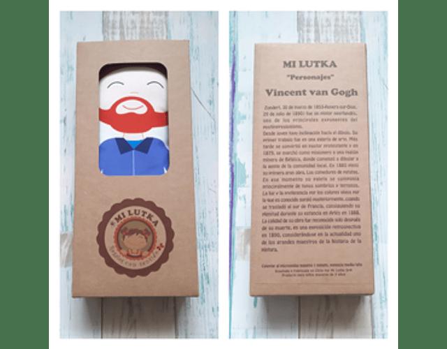 Guatero Personajes - Van Gogh