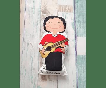 Guatero Personajes - Víctor Jara