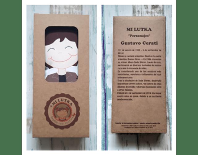Guatero Personajes - Cerati