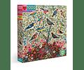 Puzzle Canción de Pájaros 1000 piezas