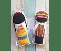 Guatero Pueblos Originarios - Aymara