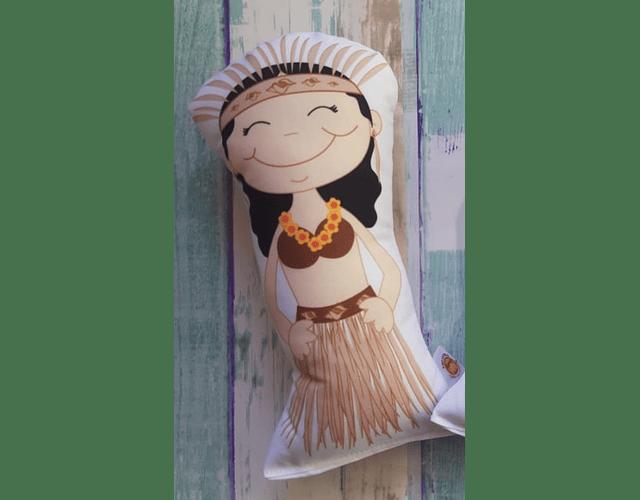 Guatero Pueblos Originarios - Rapa Nui