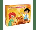 Set ciencia volcánica
