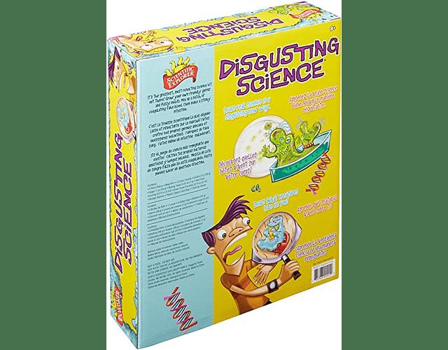 Kit de ciencia asquerosa