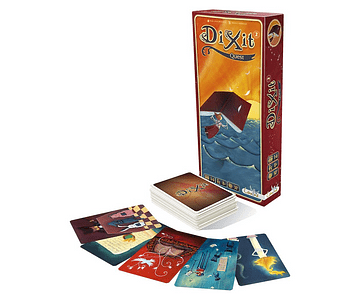 Dixit Quest - Expansión