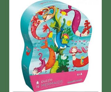Puzzle Sirenas 72 piezas