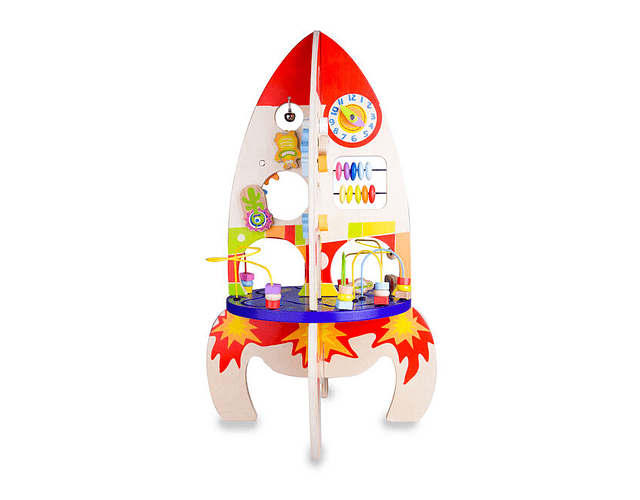 Cohete Multi Actividades