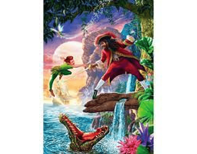 Puzzle La Peter Pan 1000 Piezas