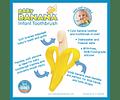 Banana Cepillo de Dientes bebé