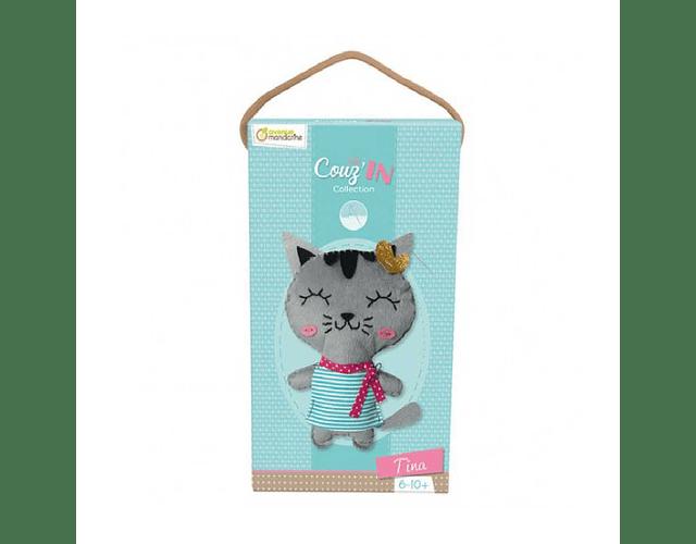 Little Couz'in Tina el Gato