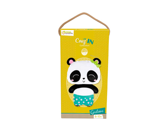 Little Couz'In Gustavo el Panda