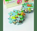 Puzzle Planisferio 72 piezas