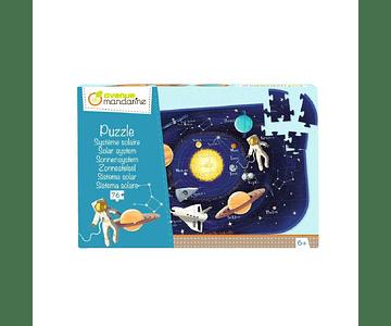 Puzzle Sistema solar 76 piezas
