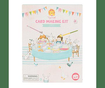 Set para hacer tarjetas