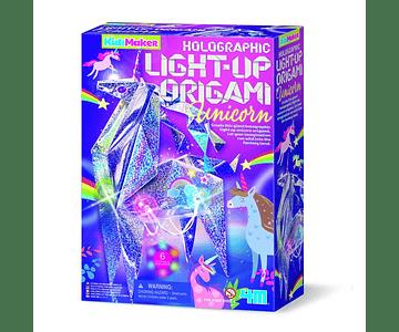 Luces Unicornio Origami