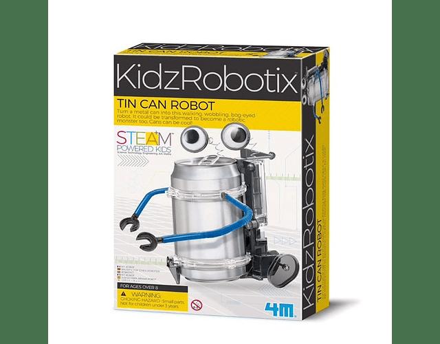 Robot Lata de Bebida