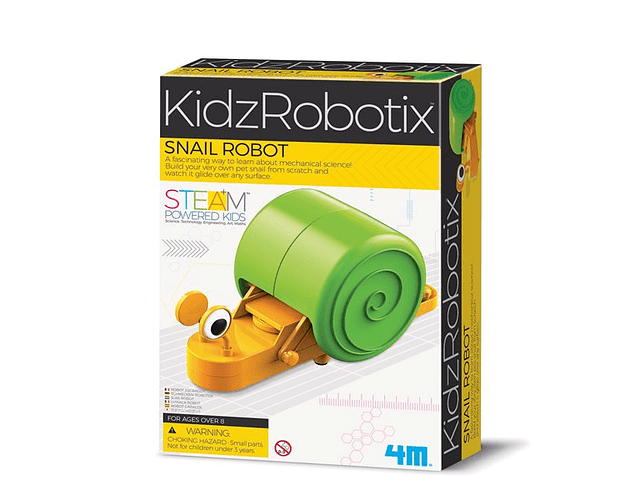 Robot Caracol