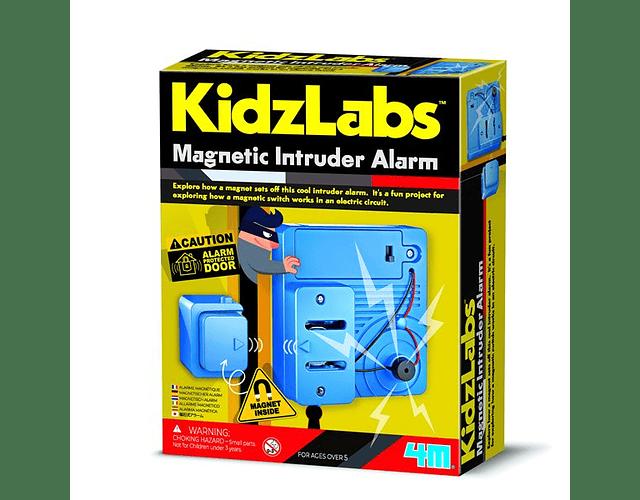 Alarma Magnética