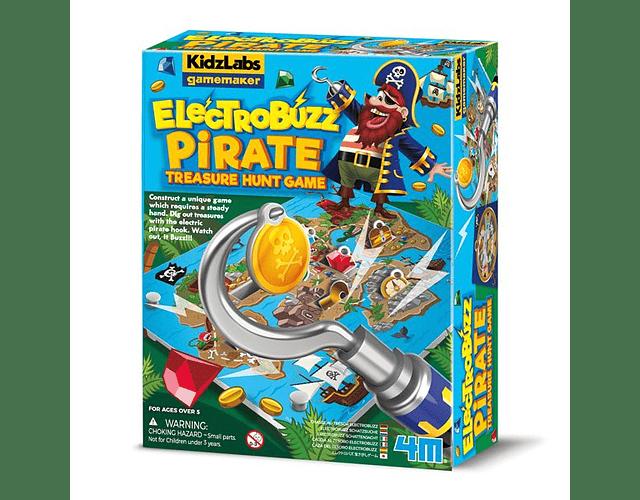 Juego Tesoro Pirata