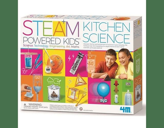STEAM Ciencia en la cocina