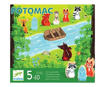 Juego de coordinación Potomac