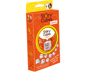 Rory's Story Cubes: Clasico (Blister Eco)