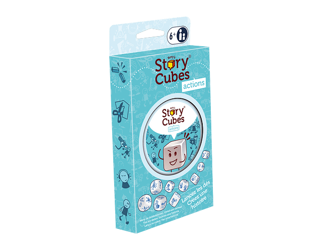 Rory's Story Cubes: Acciones (Blister Eco)