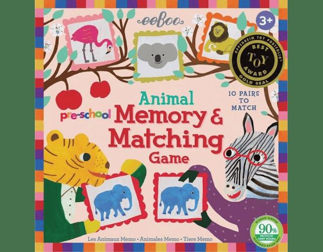 Memorice Animales