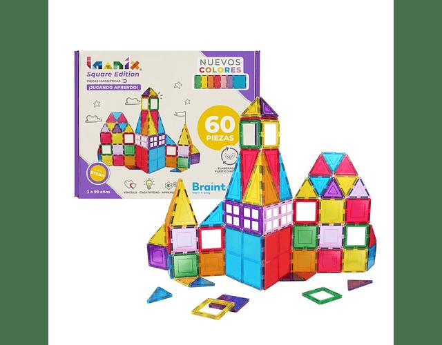 Imanix square edition 60 piezas