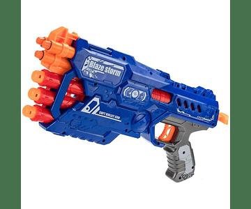 Pistola de balas blandas manual